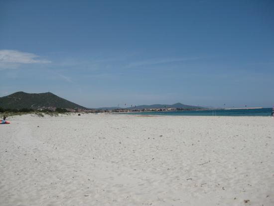 bellina spiaggia la aletta