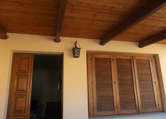 veranda soffitta