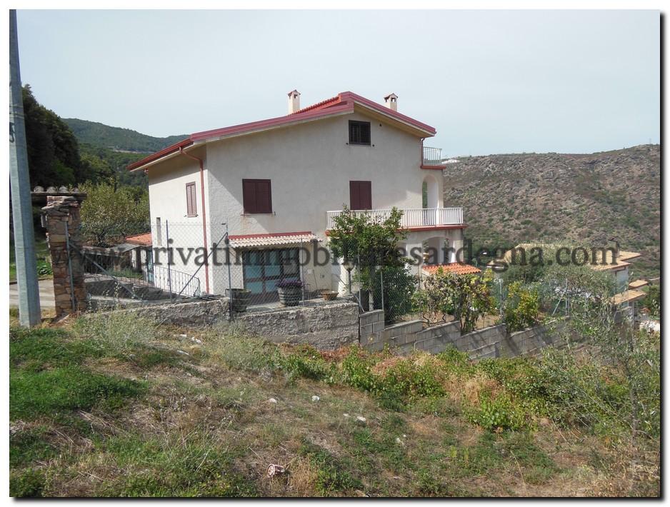 Villa a Ussassai (Ogliastra)