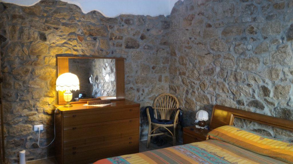 casa in pietra di granito