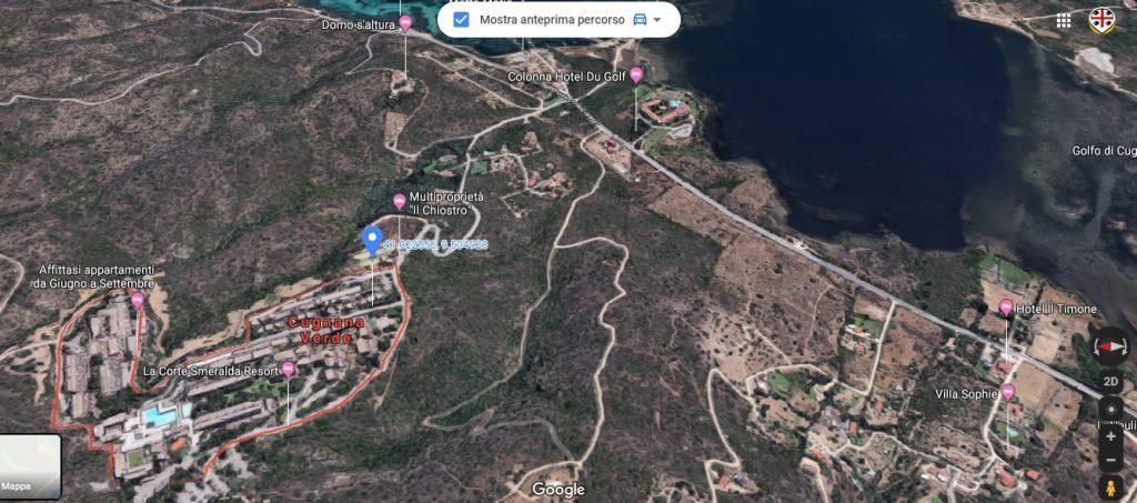 Appartamento 51 mq, 500mt dal mare, Cugnana-Olbia