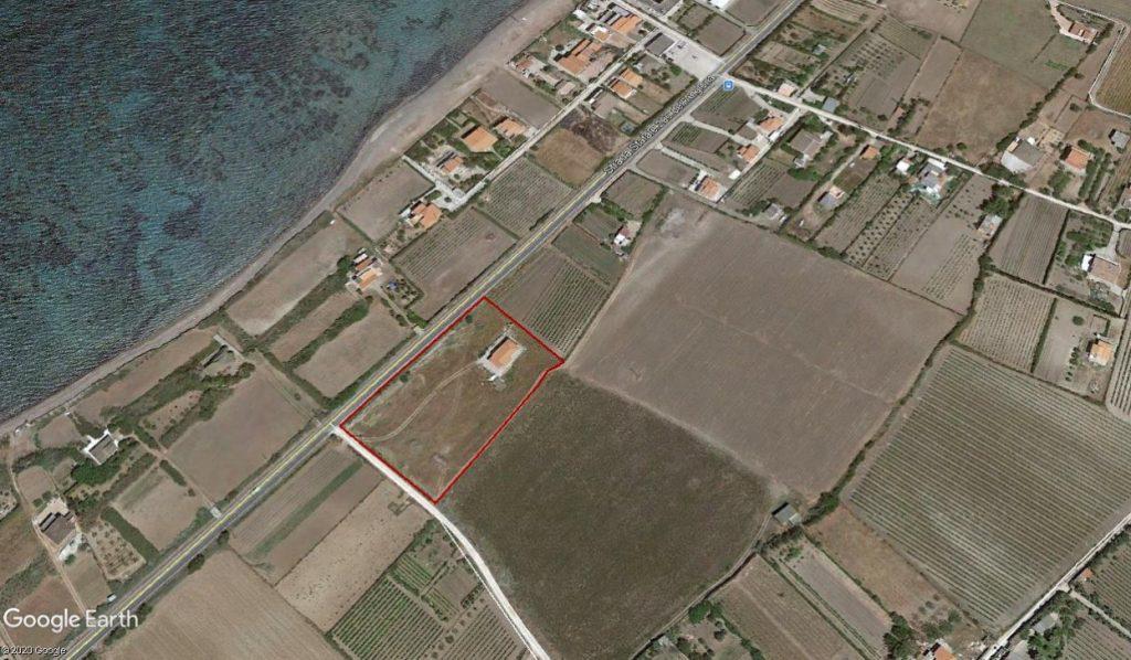 Villetta in Sardegna con 8500 mq di terreno